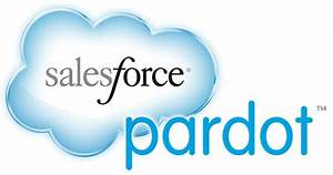 pardot-logo-blue | Salesforce Pardot