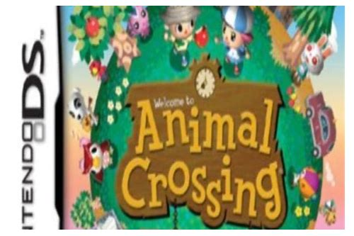 Animal crossing gba rom download | Animal Crossing (USA