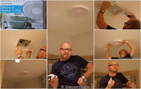 decorchick bathroom makeover  board  batten   fancy  fan decorchick