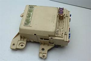 2006 Toyota Sienna Fuse Box Parts