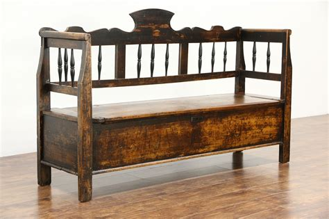 antique settee bench sold country pine 1840 antique primitive bench settee