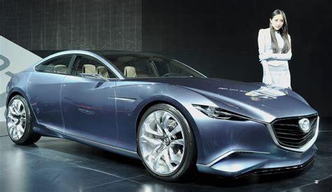 Mazda Designers Abandon Nagare, Embrace Kodo