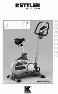 Kettler Exercise Bike 07681