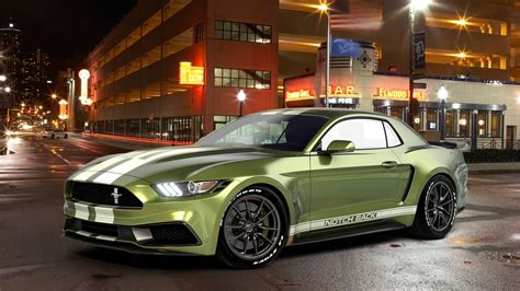 Ford Car Wallpaper Hd by 2017 Ford Mustang Notchback Design 3 Wallpaper Hd Car