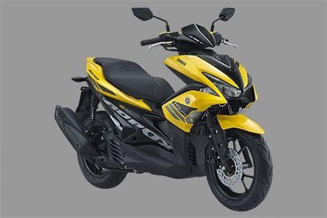 Yamaha Aerox 155vva Picture by Ini Spesifikasi Yamaha Aerox 155 Republika