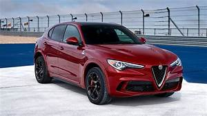 Alfa Romeo Stelvio Versions : alfa romeo stelvio quadrifoglio news and reviews ~ Medecine-chirurgie-esthetiques.com Avis de Voitures