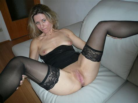 Milf In Stockings Stripping And Spreading Her Legs Tyrellnudechannel