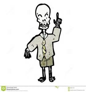 Funny Cartoon Skeletons