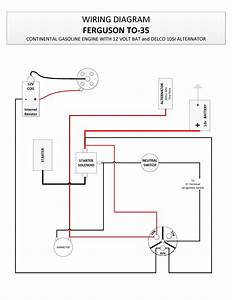 Tractor 6 Volt Positive Ground Wiring Diagram from tse2.mm.bing.net