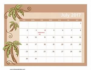 july 2017 calendar template weekly calendar template With calendar templats