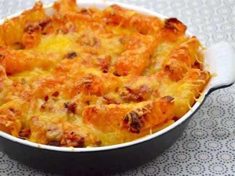 recettes de gratin de pates de loftkitchen