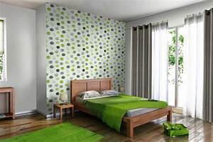 4 Murs Papier Peint Chambre : deco chambre 4 murs visuel 7 ~ Zukunftsfamilie.com Idées de Décoration