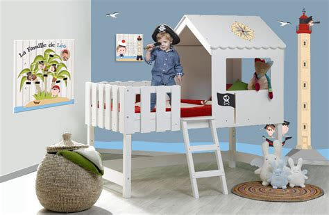decoration pirate chambre bebe idee deco chambre bebe pirate visuel 2