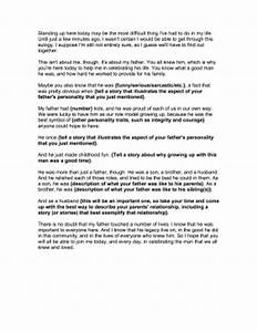 eulogy for a dad With eulogy template for father