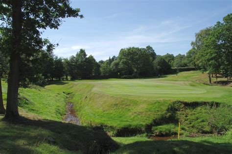 Old Course At Royal Ashdown Forest South Of London