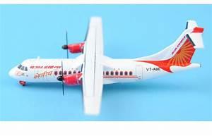 1/400 Model Airplane JC-Wings XX4009 Air India ATR-42-320 ...