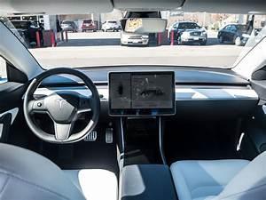 Tesla Model 3 Performance Interior - How Car Specs