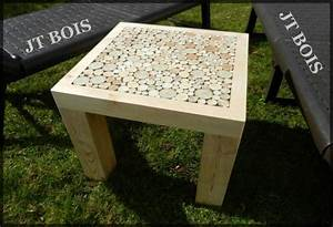 Table Basse Rondin De Bois : table basse ext rieur int rieur ~ Farleysfitness.com Idées de Décoration