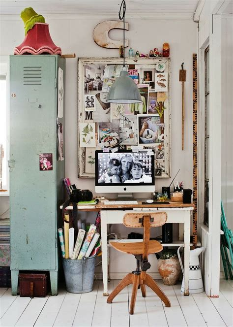 pipe au bureau 26 industrial home offices that your mind digsdigs