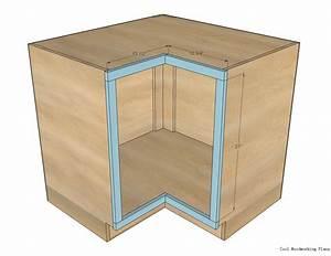 Easier 36 U2033 Corner Base Kitchen Cabinet  U2013 Momplex Vanilla
