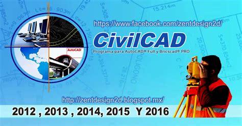 civilcad     bits zent design