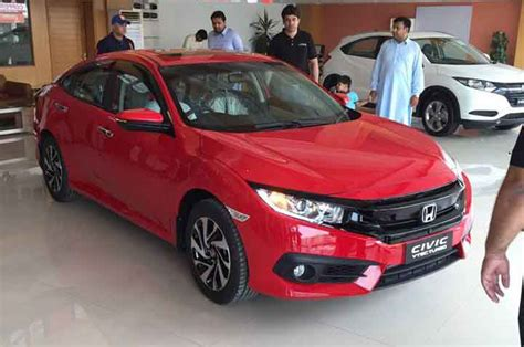 New Honda Civic Price In Pakistan Specs Features First