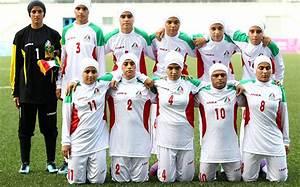 Eight of Iran's women's football team 'are men' - Telegraph