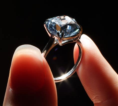 A Rare Blue Diamond Is Exhibited At Sotheby's Ahead Of Its. Subtle Engagement Rings. Extravagant Wedding Rings. Gold Jewellery Rings. Moldavite Wedding Rings. Duck Wedding Rings. Multi Gemstone Wedding Rings. Tough Wedding Rings. Plain Engagement Rings