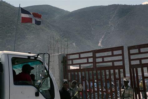 Haitian Women Cross Border to Give Birth