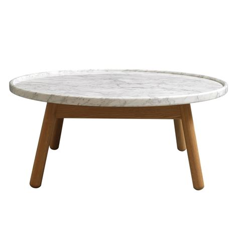 granite coffee table base carve coffee table round oak base white marble top by