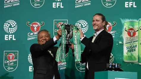 League Cup first as Carabao Cup draw to be shown live on ...
