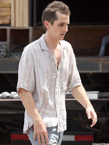 Christian Bale Loses Weight For New Film Metro News