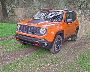 Jeep Renegade Trailhawk : 2015 jeep renegade trailhawk test drive ~ Medecine-chirurgie-esthetiques.com Avis de Voitures