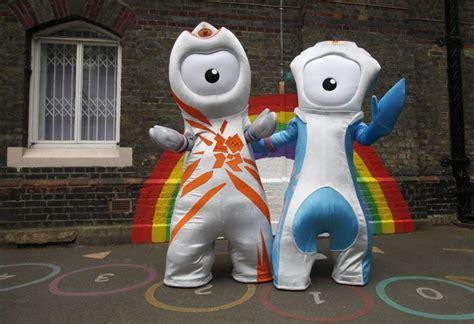 We're the superhumans   rio paralympics 2016 trailer. Mascots of London 2012 Olympics & Paralympics PHOTOS