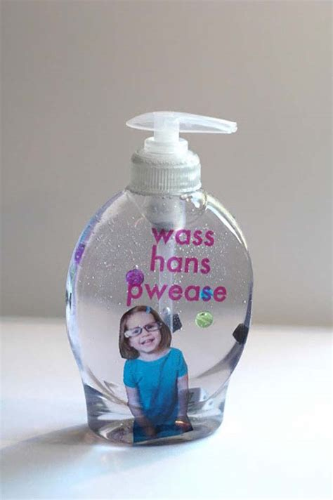 creative diy soap dispensers