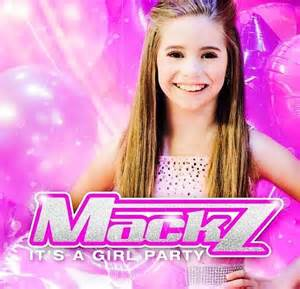Mackenzie Ziegler Party Girl