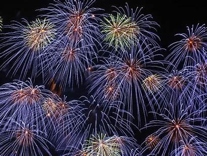 4th July Backgrounds Fireworks Desktop Wallpapertag