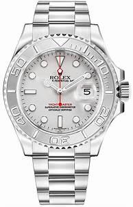 116622 PLT Rolex Yacht Master 40 Luxury Watches