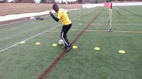 soccer drill cone drills to improve and