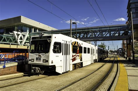 Light Rail by Armour Wants To Extend Baltimore S Light Rail To A
