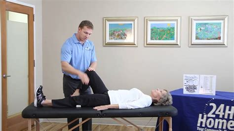 Physical Therapy Exercises For Seniors