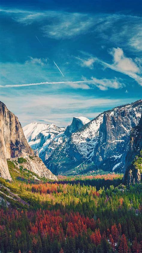 Yosemite Landscape wallpaper - backiee