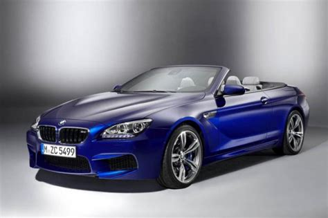 Bmw M6 Convertible To Debut At 2012 New York Auto Show