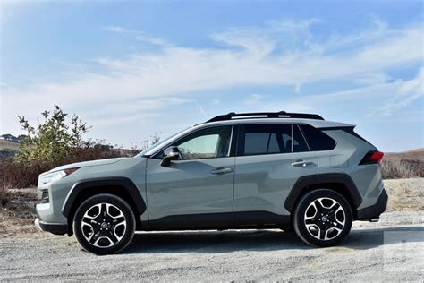 toyota rav compact crossover review digital trends