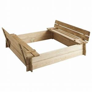 Bac à Sable Bois : bac sable bois trait papillon l125 x p49 5 x h14 5 cm ~ Premium-room.com Idées de Décoration