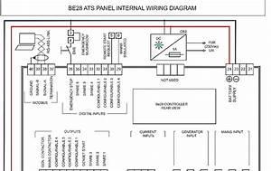Autosportswiring  Asco 300 Transfer Switch Wiring Diagram