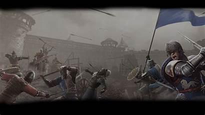Medieval Warfare Battle Chivalry Background Battleground Wallpapers
