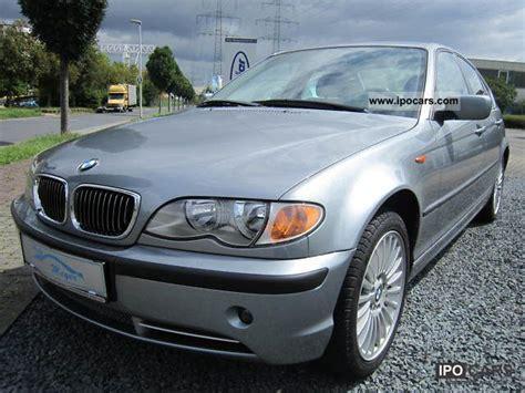 2003 Bmw 330xi Edition Sport14000km1hdneue 18inch