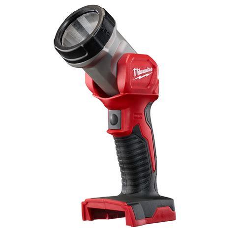 home depot led work light milwaukee m18 cordless led work light tool only 2735 20
