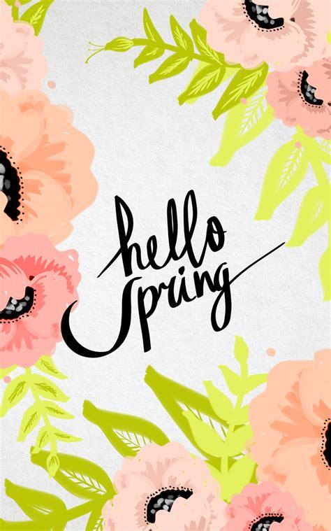 Hello There Spring! Cocorrina